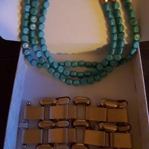 Plunder Necklace and Bracelet